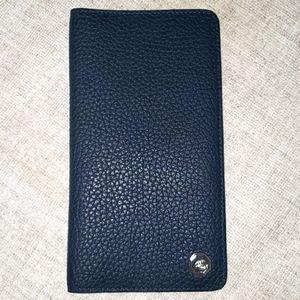 STEFANO RICCHI Handmade Calfskin bifold wallet